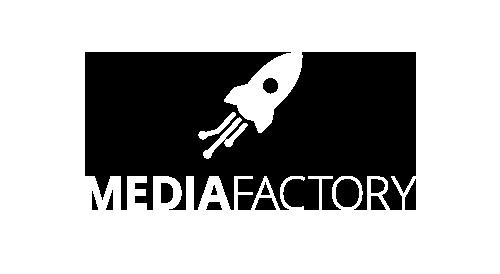 MEDIA FACTORY logo